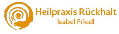 Heilpraxis Rückhalt - Isabel Friedl